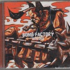 CDs de Música: BOMB FACTORY - DISCORD / CD ALBUM DEL 2003 / MUY BUEN ESTADO RF-8630. Lote 227475742