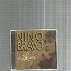 CD de Música: NINO BRAVO 50 ANIVERSARIO. Lote 227489040