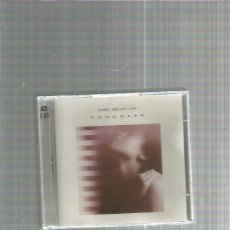 CD de Música: VANGELIS THE BEST. Lote 227492095