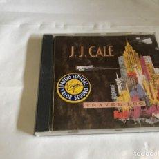 CDs de Musique: J.J.CALE TRAVEL LOG. Lote 227596190