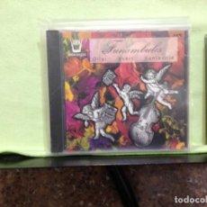 CDs de Música: FUNAMBULES BY OLLER YVERT SANLAVILLE TRIO/ RARO CD 1993 FRANCE. NM-NM. Lote 227676165