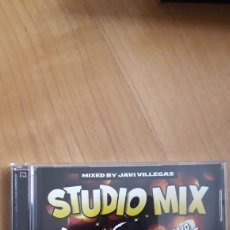 CDs de Música: STUDIO MIX JAVI VILLEGAS. Lote 227695075