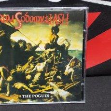 CDs de Música: THE POGUES - RUM SODOMY & THE LASH BUEN ESTADO. Lote 227751510