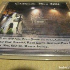 CDs de Música: CAMELOT HITS 2011 SALAMANCA DJ CODY-20 TEMAS-DESCATALOGADO-PRECINTADO. Lote 227754580