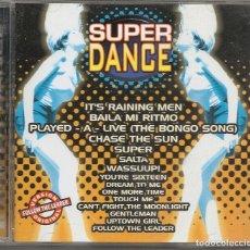 CDs de Música: SUPER DANCE,VARIOS DEL 2001. Lote 227759485