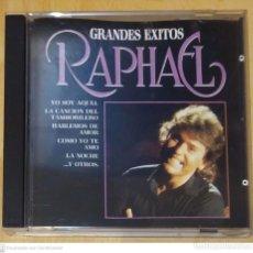 CDs de Música: RAPHAEL (GRANDES EXITOS) CD 1987. Lote 227767590