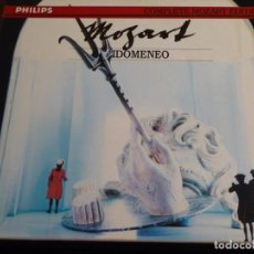 CDs de Música: COMPLETE MOZART EDITION PHILIPS. VOLUMEN 37. IDOMENEO. 3 CD´S. Lote 227775885