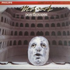 CDs de Música: COMPLETE MOZART EDITION PHILIPS. VOLUMEN 41. DON GIOVANNI. 3 CD´S. Lote 227776296