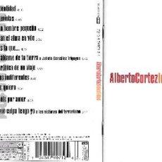 CDs de Música: ALBERTO CORTEZ - IDENTIDAD. Lote 227838555