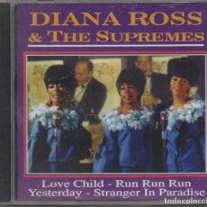 CD de Música: DIANA ROSS & THE SUPREMES - GRANDES EXITOS / CD ALBUM DE 1995 / MUY BUEN ESTADO RF-8663. Lote 227865190