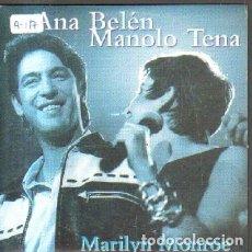 CDs de Música: MARILYN MONROE. ANA BELEN MANOLO TENA. CD-SOLESP-1020. Lote 227901252