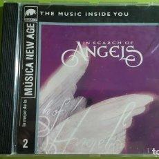 CDs de Música: TIM STORY - VARIOS - IN SEARCH OF ANGELS - 1999 - COMPRA MÍNIMA 3 EUROS. Lote 228007420