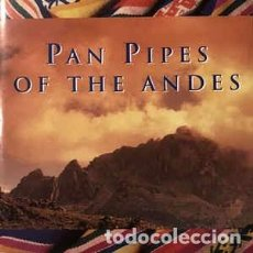 CDs de Música: VARIOUS - PAN PIPES OF THE ANDES (CD, ALBUM) LABEL:HALLMARK RECORDS CAT#: 300172. Lote 228030765