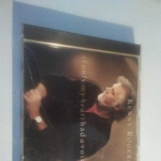 CDs de Música: CD KENNY ROGERS.. IF ONLY HEART HAD A VOICE. Lote 228032945