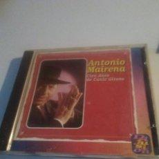 CDs de Música: ANTONIO MAIRENA CD CIEN AÑOS DE CANTE GITANO 1995 HISPAVOX. Lote 228035075