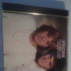 CDs de Música: CD ( LOS PECOS - CONCIERTO PARA ADOLESCENTES ) 1993 SONY MUSIC. Lote 228035965