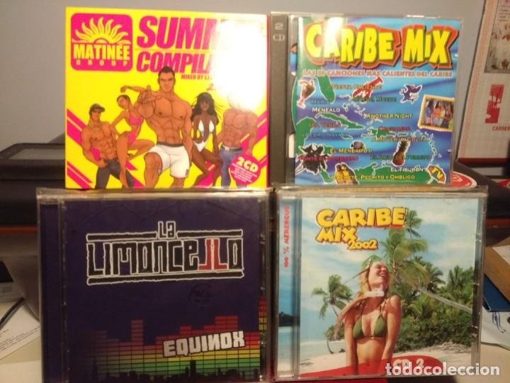 CDs de Música: 20 CD´S DANCE MIX SESSIONS CLUB MAQUINA CRAZY MIX DOME IBIZA LO + DURO CARIBE WIRED EQUINOX ETC - Foto 5 - 228054660