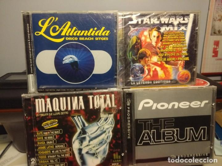 CDs de Música: 20 CD´S DANCE MIX SESSIONS CLUB MAQUINA CRAZY MIX DOME IBIZA LO + DURO CARIBE WIRED EQUINOX ETC - Foto 7 - 228054660
