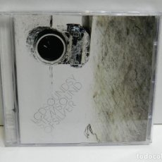 CDs de Música: DISCO CD. LCD SOUNDSYSTEM ‎– SOUND OF SILVER. COMPACT DISC.. Lote 228060810