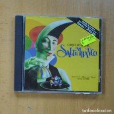 CDs de Musique: CIRQUE DU SOLEIL - SALTIMBANCO - CD. Lote 228098230