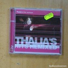 CD di Musica: THALIA - THALIAS HITS REMIXED - CD. Lote 228099255