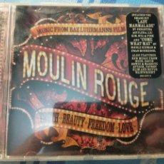 CDs de Música: MOULINE ROUGE CD. Lote 228101345