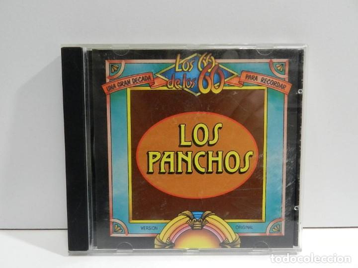 DISCO CD. TRIO LOS PANCHOS – SUS MEJORES CANCIONES. COMPACT DISC. (Música - CD's Latina)