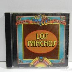 CDs de Música: DISCO CD. TRIO LOS PANCHOS – SUS MEJORES CANCIONES. COMPACT DISC.. Lote 228103160