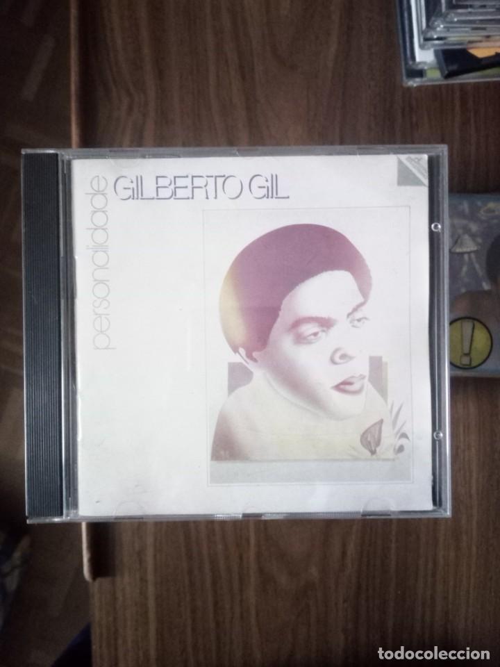GILBERTO GIL - PERSONALIDADE (Música - CD's Latina)