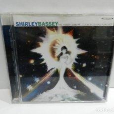 CDs de Música: DISCO CD. SHIRLEY BASSEY – THE REMIX ALBUM...DIAMONDS ARE FOREVER. COMPACT DISC.. Lote 228106255