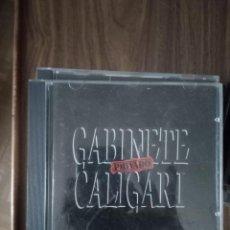 CDs de Musique: GABINETE CALIGARI - PRIVADO. Lote 228110480