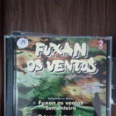 CDs de Música: FUXAN OS VENTOS - SUS PRIMEROS ÁLBUMES EN DISCOS PHILIPS (1976-1978) RAMA LAMA. Lote 228110955