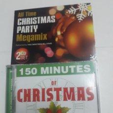 CDs de Música: CHRISTMAS. PACK DE 3 CDS DOBLES.. Lote 228185445