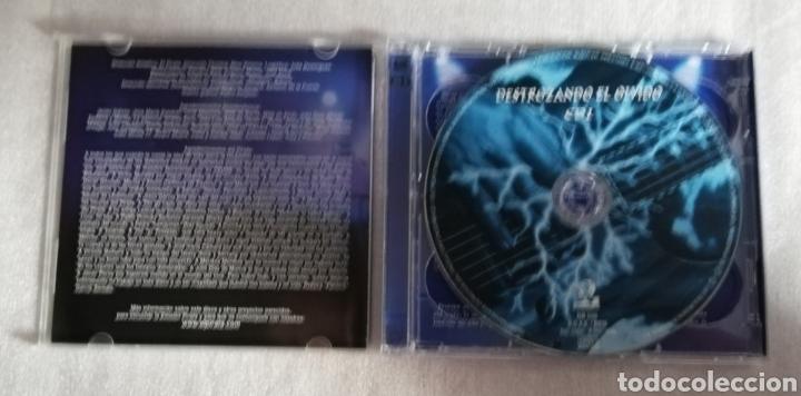 CDs de Música: Doble CD Destrozando el Olvido (Variado bandas nacionales de Hard-Rock y Heavy Metal de los 80-90). - Foto 4 - 228213690