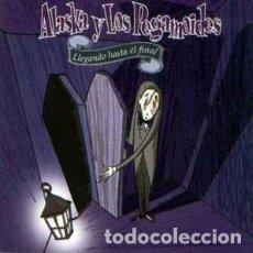 CDs de Música: ALASKA Y LOS PEGAMOIDES LLEGANDO HASTA EL FINAL CD NUEVO. Lote 228216013