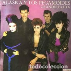 CDs de Música: ALASKA Y LOS PEGAMOIDES GRANDES ÉXITOS CD NUEVO. Lote 228216200