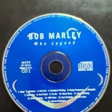 CDs de Música: BOB MARLEY THE LEGEND CD 1 SIN CAJA 16 TRACKS. Lote 228295240