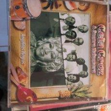 CDs de Música: CD CELIA CRUZ Y LA SONORA MATANCERA, ANGELITOS NEGROS, MÁGICO LATINO. Lote 228344147