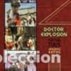CDs de Música: DOCTOR EXPLOSION TOTUS TUUS GRANDES ÉXITOS 2CDS NUEVOS. Lote 228372810