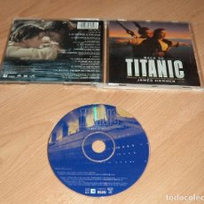 CDs de Música: O.S.T. CD : BACK TO TITANIC. BSO. Lote 228395955