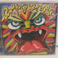 CDs de Música: AMPARANOÏA - FERIA FURIOSA - CD - 1999 - SPAIN - VG+/VG. Lote 228419920