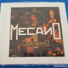 CDs de Música: CD LIBRO / MECANO / EN CONCIERTO / NUEVO Y PRECINTADO (EL PAIS Nº 8). Lote 228438525