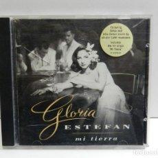 CDs de Música: DISCO CD. GLORIA ESTEFAN – MI TIERRA. COMPACT DISC.. Lote 228453465