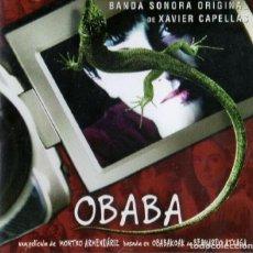 CDs de Música: XAVIER CAPELLAS - OBABA. Lote 207311691