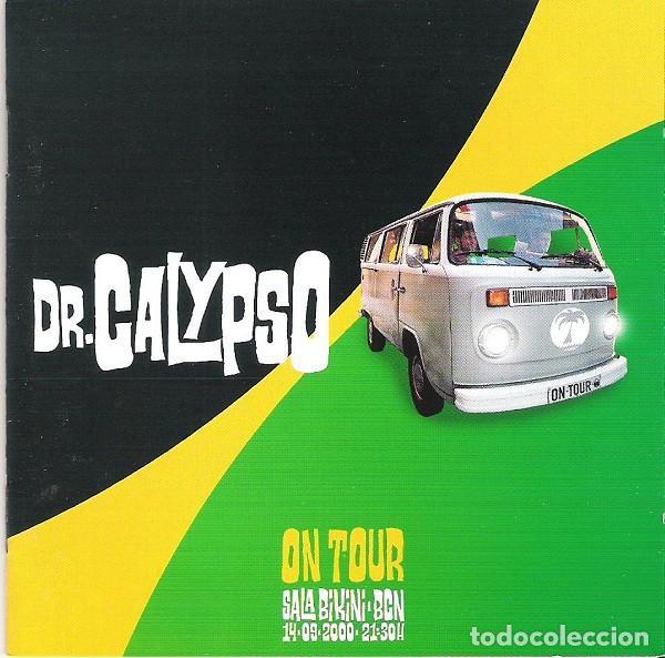 DR. CALYPSO – ON TOUR. SALA BIKINI - BCN 14-09-2000 - CD NUEVO (Música - CD's Reggae)
