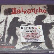 CDs de Música: MALVARICHE - LA LEYENDA - CD. Lote 228311680