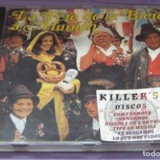 CDs de Música: LA FETE DE LA BIERE A MUNICH - CD. Lote 228473655