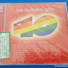 CDs de Música: CD DOBLE 2 CD'S / LOS NÚMERO UNO 40 EL DISCO DE LOS ÉXITOS / NUEVO Y PRECINTADO. Lote 228497575