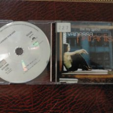 CDs de Música: CD PROMOCIONAL EMISORA DE RADIO - SINGLE - VANESSA PARADIS, BE MY BABY, MAXI-SINGLE. Lote 228506400