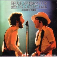 CDs de Música: BRUCE SPRINGSTEEN A STAR IS BORN THE GODFATHERECORDS – G.R. 435/43 2CD EXC+. Lote 228506405
